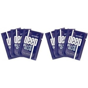 Deep Blue Rub Samples 10 x 2 ml Samples