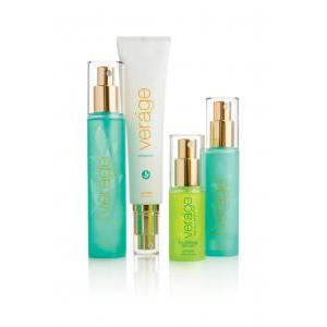 Verage Skin Care Collection 4 Product Pack